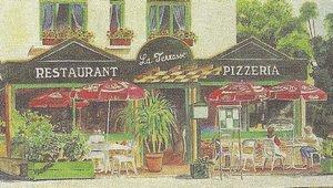 >Pizzeria La terrasse