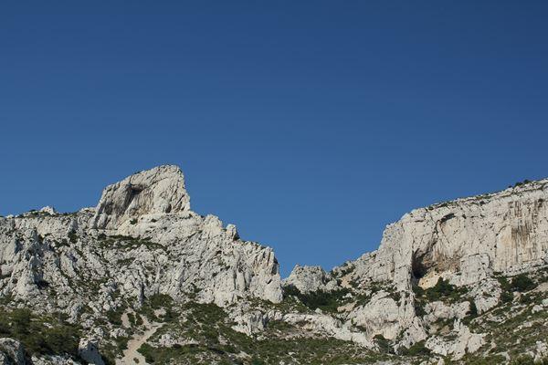 Marseille Callelongue