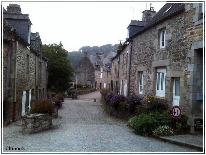 Bourg de Léon