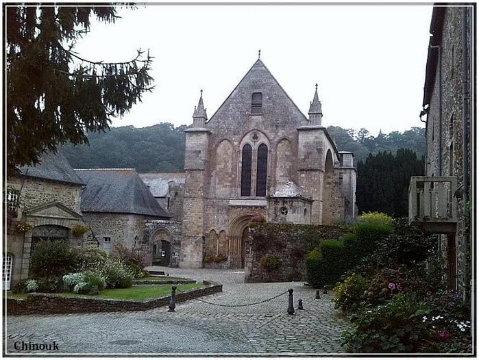 Abbaye Saint-Magloire de Léon