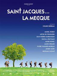 affiche film SAINT-JACQUES... LA MECQUE
