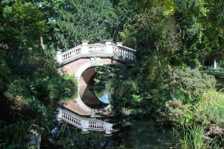 pont parc monceau