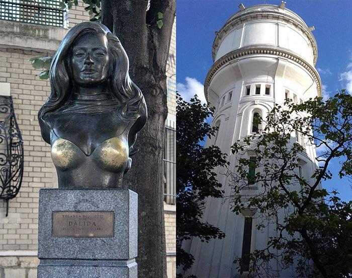 statut Dalida