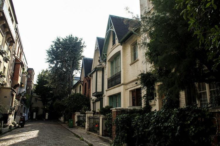 villa leandre Paris