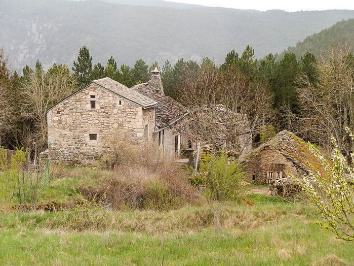 maisons-lauze Tarn