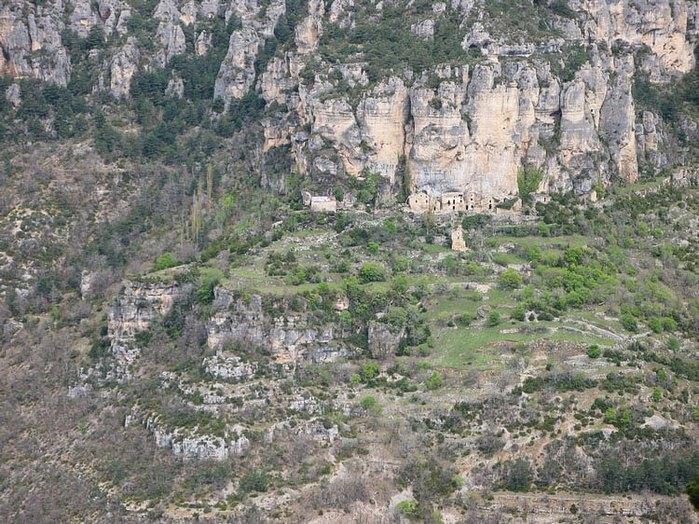 ruines troglodytes